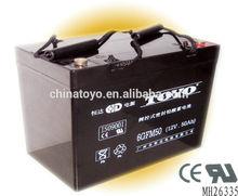 12V50AH Maintenance free dry battery 12v for ups