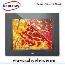 8inch digital photo frame a4