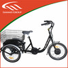 non electric cargo pedal trike tricycle LMTDS-01L