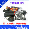 Factory price TK103 Car GPS Tracker Remotely Shutdown Vehicle Web Realtime Tracking Software with remote