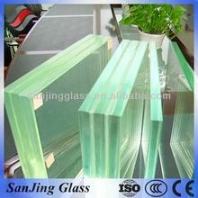 PVB film laminating glass