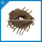 Fish net ladies plain wholesale fashion infinity scarf