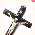 2014 novo design grande parede de madeira crucifixo