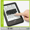 Santa biblia sobre e-tinta lector de libros electrónicos de ónix boox 6 pulgadas capacitiva táctil android 2.3