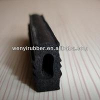 neoprene sponge rubber door seal strip of china