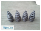stainless steel sand blast nozzle for water