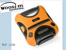 Woosim WSP-I350 wireless portable bluetooth mobile thermal receipt printer