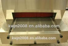 Dairy products Tunnel quick fast freezer/iqf liquid nitrogen machine