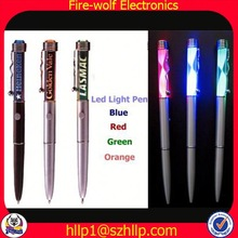 2014 Factory Price Promotion Gifts advertising promotion floating pen / LED gifts Exporter