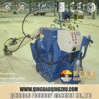 CE Approved Portable Shot Blasting Machine / Asphalt Paving Abrasive Blasting Machine