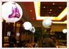 Best Seller Decoration Hanging Japanese Round Paper Lantern