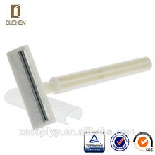 Fabricante de doble filo cuchillas de afeitar, mini navajadedoblecara blades