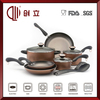 ceramic super capsule bottom cookware
