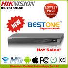 16ch DS-7616NI-SE CCTV POE ONVIF network digital video recorder Hikvision NVR