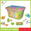 JTH80041 kitchen toys set toy kitchen sets for girls