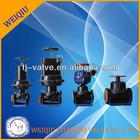 water treatment Pneumatic Actuator Diaphragm Valve