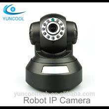 Onvif security 1.0M mini robot megapixel digital ip smart cameras h.264 HOT SALE