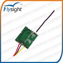 F393 long range wireless transmitter module 5.8g 200mw mini sender transmitter TX5200M