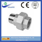 "good quality 1/8""-4"" CF8,CF8M,CF3M stainless steel F/F F/M union with CE approval"