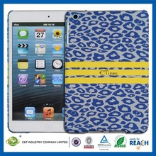 2014 new hot products pattern hard case for ipad mini smart cover