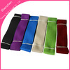 Elastic velcro ankle sewing band strap