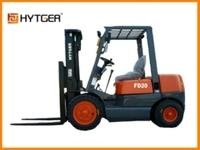 2000kg Diesel Forklift with Quanlity Warranty hangzhou forklift