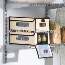 Underbed shoes organizer/ shoes storage box/ wholesale women shoes accessories