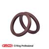 Best design beautiful color mini elastic silicone o-ring