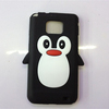 3d soft silicone case for samsung galaxy s2 i9100 distributor
