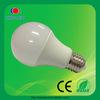 high power aluminum platic low price led light bulb e27 8w