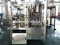automático de agua potable de líquido de relleno de la máquina