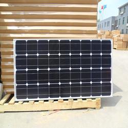 beautiful design modern type monocrystalline solar panel