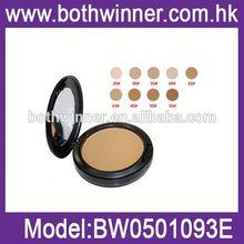 silky whitening pressed powder , H0T082 multi-colors manual press powder