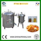 China Industrial Automatic High Quality Frying Oil Filter System