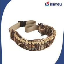 25-Round Neoprene Power Belt Shot shell Ammunition Carrier Belt
