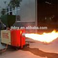 ahorro de energía del quemador de pellets en el hogar para la calefacción
