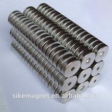 Various NdFeB Neodymium Magnets Dia 16*6.1mm