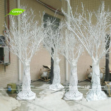 10ft high Artificial Winter Tree for windows and wedding decoration
