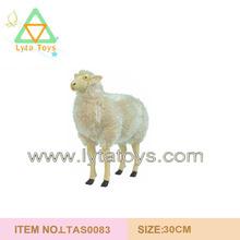 Best Made Toys Lamb Sheep White Cream Woolly Soft Plush Stuffed Animal