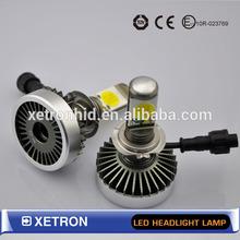 High Quality Car Led Headlight 9005/HB3 9006/HB4 H4-hi/lo H7 H8 H9 H11 Head Light and Fog Lamp 50w 2500lm Car LED Headlight
