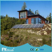 Complete unit 3kw off grid solar system home use.