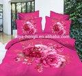 venta al por mayor de buena calidad de algodón ropa de cama 3d