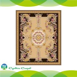 best quality empire artificial silk carpet