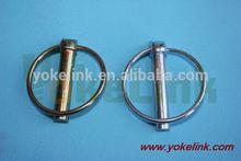 Carton steel Tractor linkage parts Linch pin