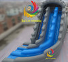 ruilin high quality inflatable double lane slip slide wholesale clearance