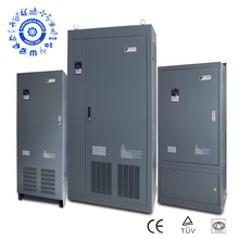 ISO CE TUV Certificated frequency converter 250kw silent diesel generator set PI9000
