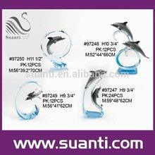 Sea series ocean jumping dolphin
