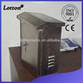Pequeno caixa de junção elétrica