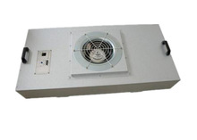 Low Noise FFU Fan Filter Units / 3D Turbo Fan For Cleanroom
