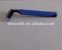 Desechables del Hotel de dos filos de la maquinilla de afeitar cuchillas